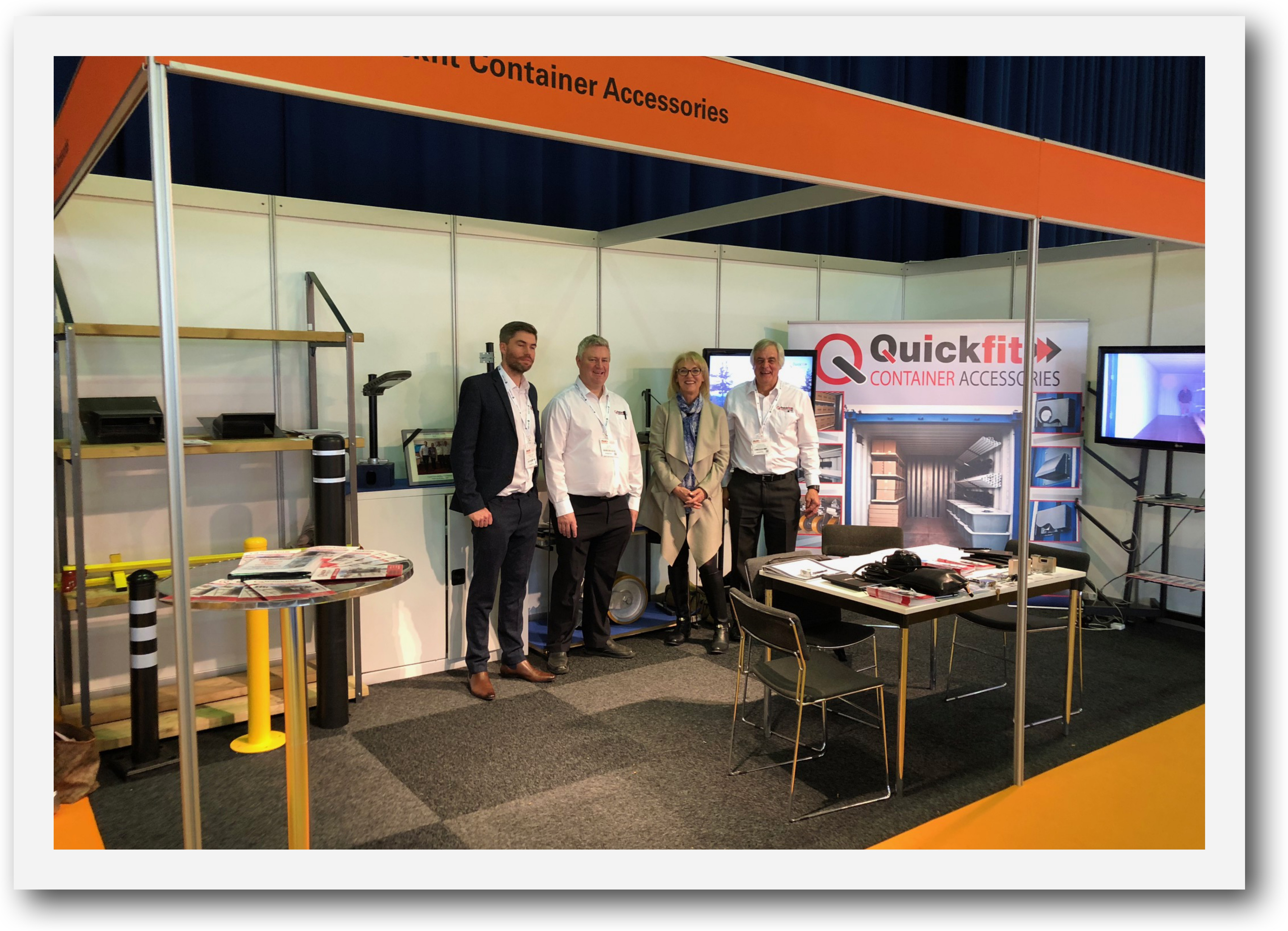 2018 Intermodal Rotterdam with QuickFit