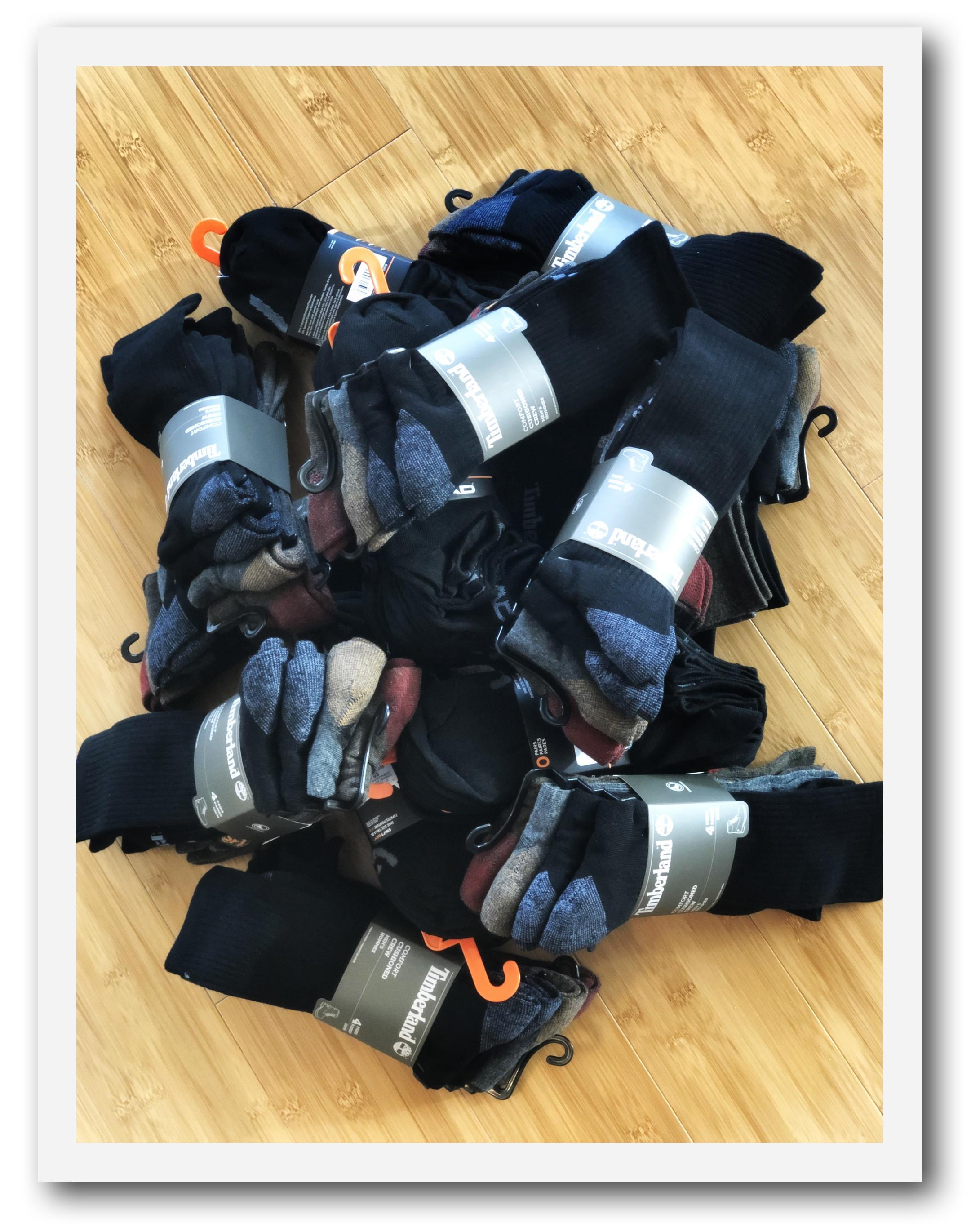 Socks For Our Homeless