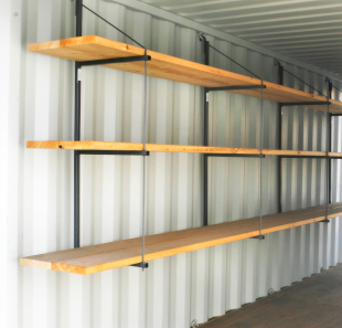 K1aa.3210 3-Shelf Bracket