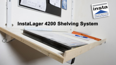 4200 InstaLager Shelving System