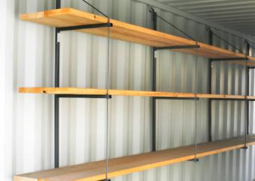 #3210 3-Shelf Bracket