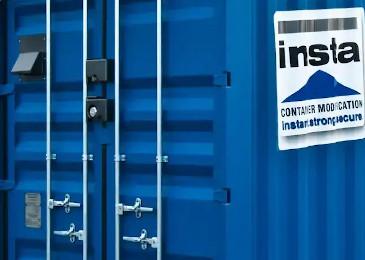 #4185 Insta Container Door Locking Rod