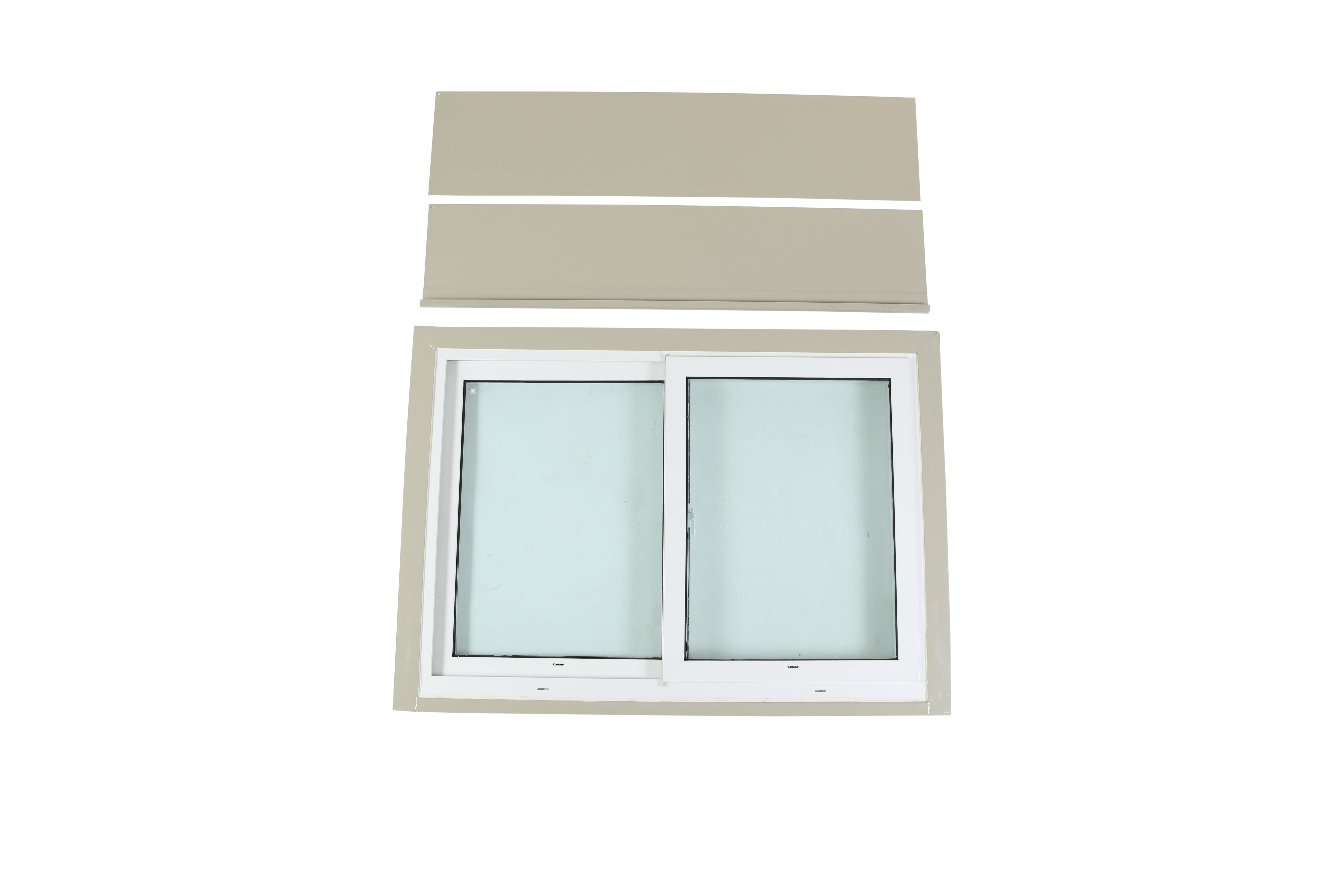#6064 B Insta 3'x4' Window Drip Plate Extension